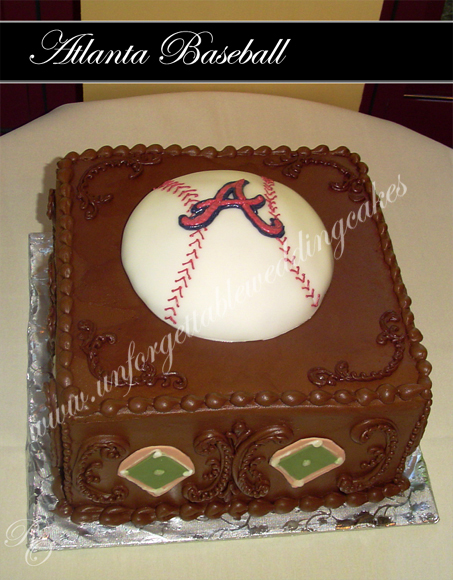 Atlanta%20baseball - Asian Wedding Cake Stands